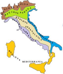 zone climatiche italiane