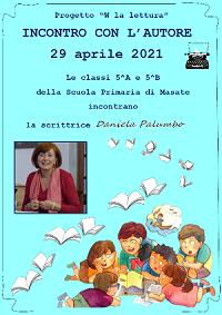 Incontro con la scrittrice Daniela Palumbo